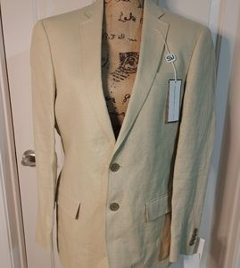 NWT COLLECTION by Sean John Sport Coat size 40S